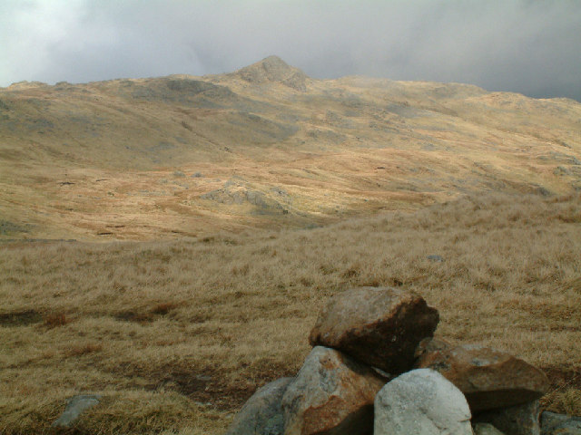 Northern slopes of Thunacar Knott
