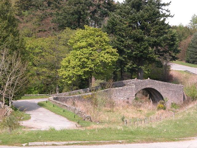 Old Bridge of Dye, Glen Dye