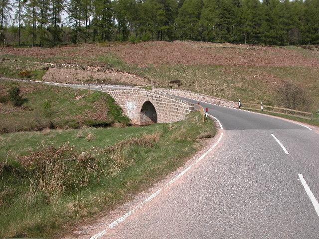 Bridge over Spitalburn