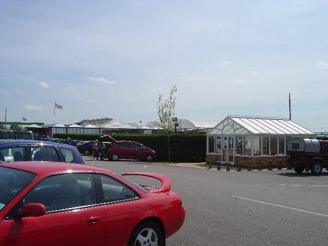 Garden Centre at Shiptonthorpe