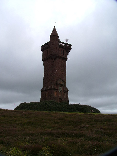 Airlie Memorial Tower