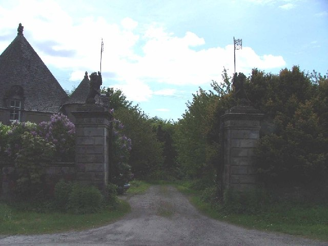 Gatehouse for Balcarres House
