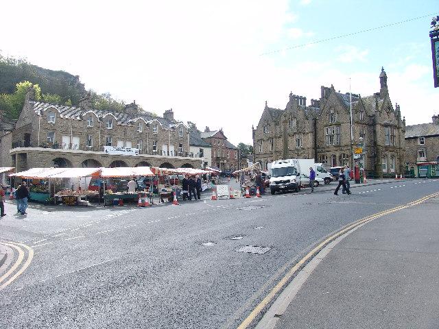 Market Square, Settle