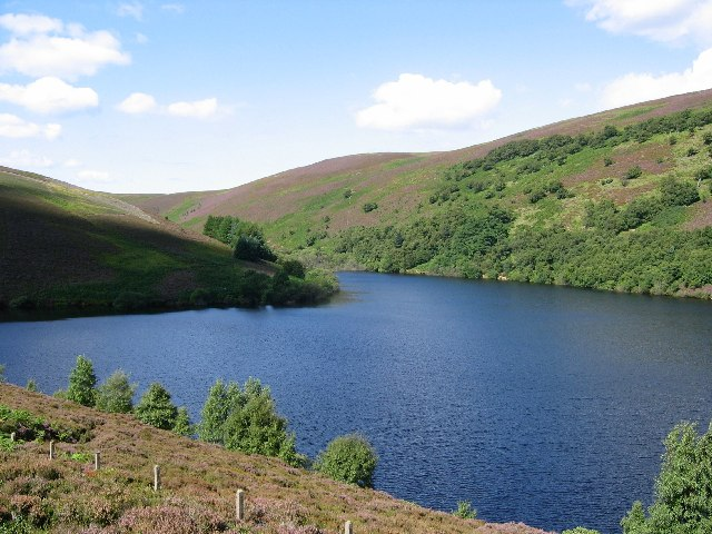 Hopes Reservoir.