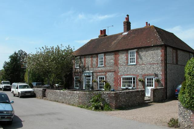 The Hare and Hounds pub, Stoughton