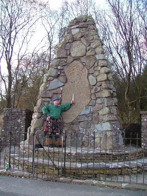MacRae Memorial Sheriffmuir