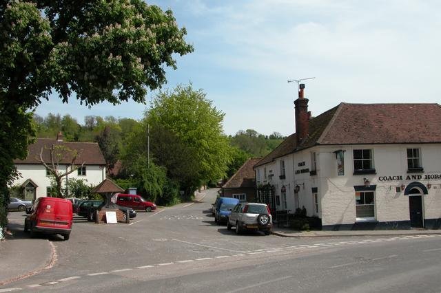 Compton village