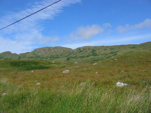 Head of Loch Long