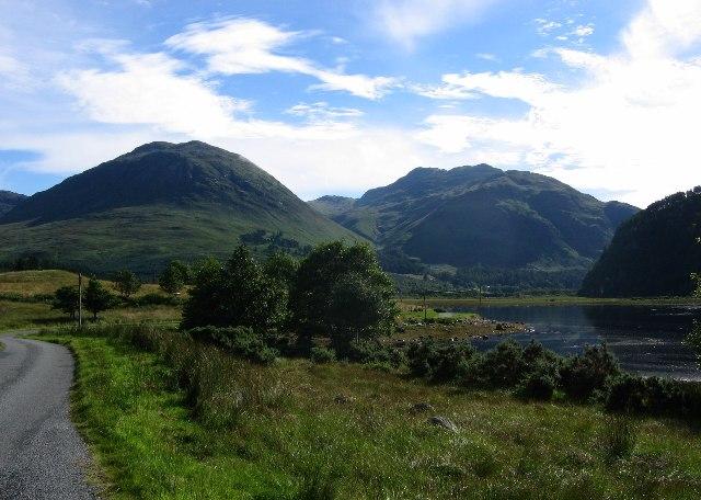 Loch Long and Sgumain Coinntich