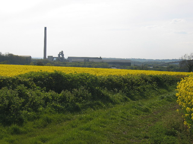 Long Itchington Cement works