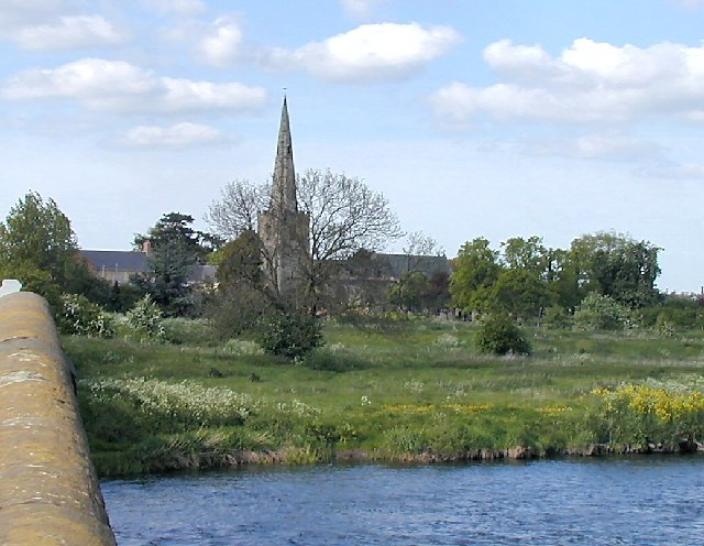 Sawley Church