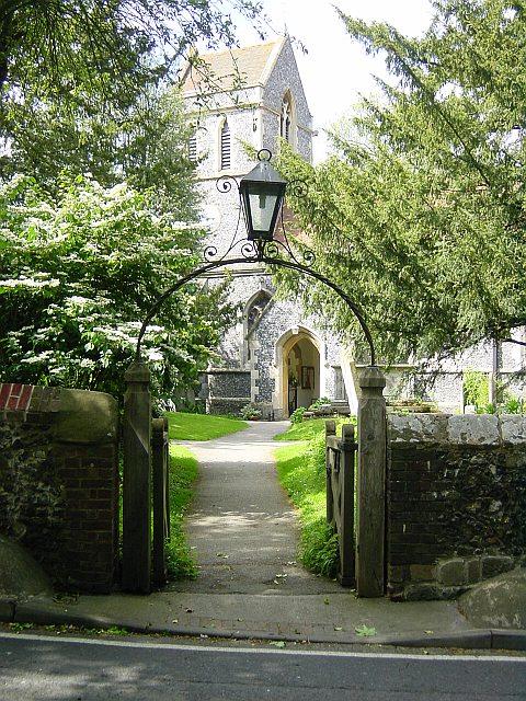 St John the Baptist Church, Tunstall