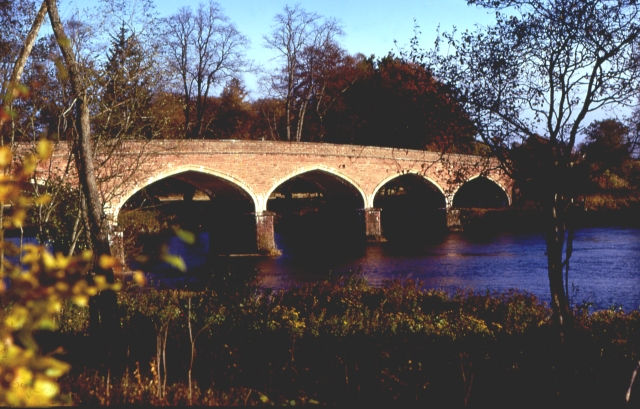 Kinclaven Bridge