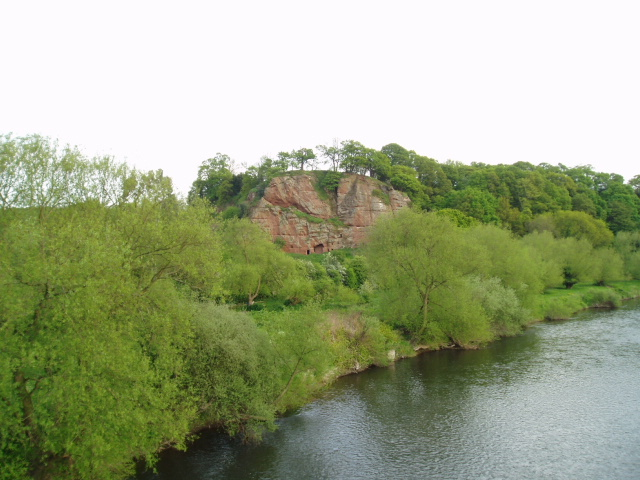 Blackstone Rock, near Bewdley