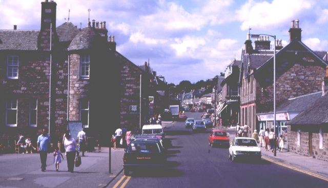 Atholl Road, Pitlochry