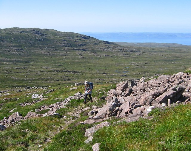 Stalkers path, Coire Cuileag