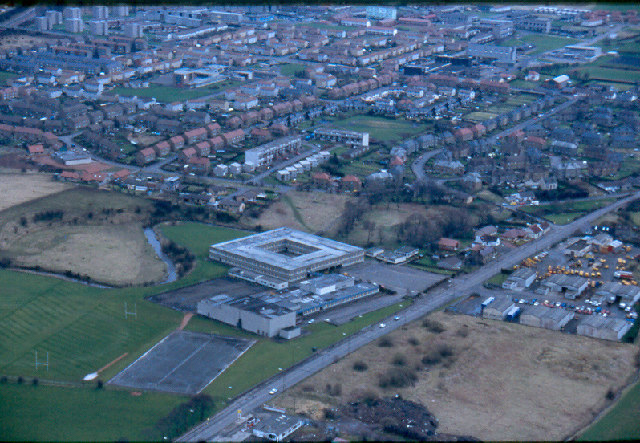 St Kentigerns Academy, Blackburn West Lothian