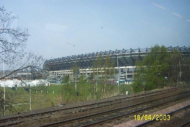 Murrayfield Stadium, Edinburgh
