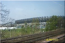 NT2272 : Murrayfield Stadium, Edinburgh by paul birrell