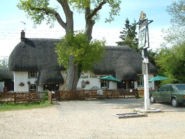 The Royal Oak, North Gorley