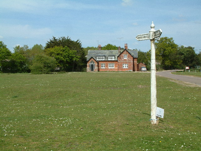 The Old Schoolhouse, South Gorley