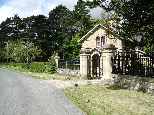 Gatehouse at South Dalton Estate