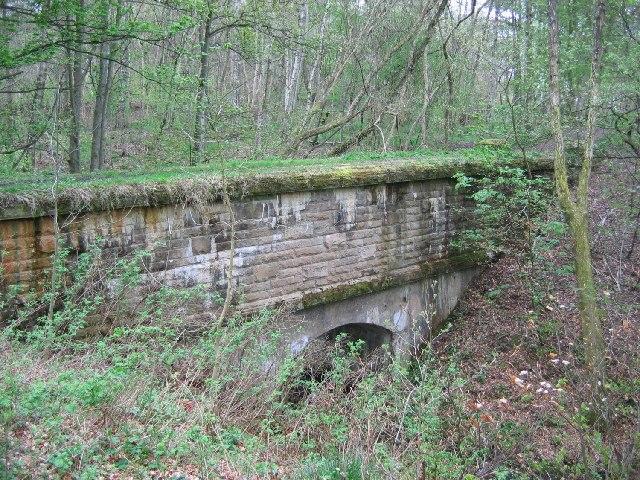Aqueduct, Grain Burn