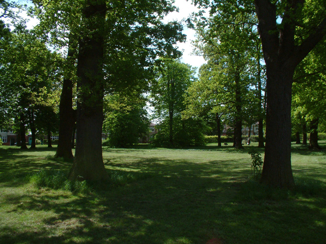 Hilly Fields Park, Clay Hill