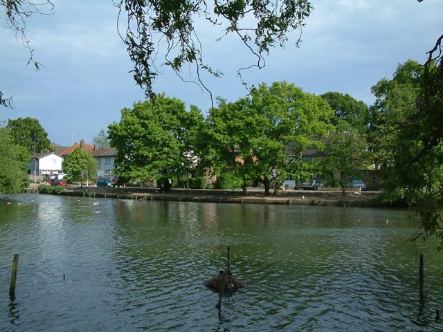 Boxer's Lake