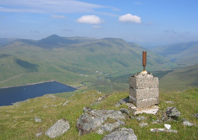 On Meall a'Chail