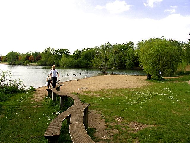 Thatcham Lake
