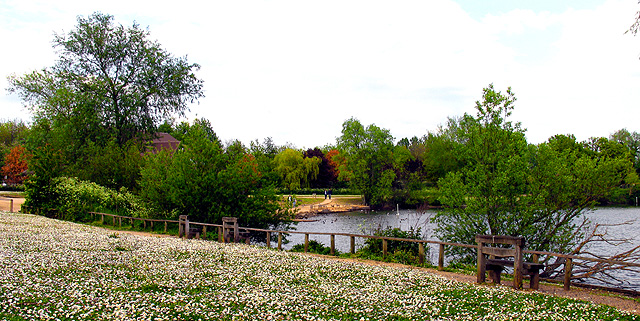 Discovery Centre and Thatcham Lake