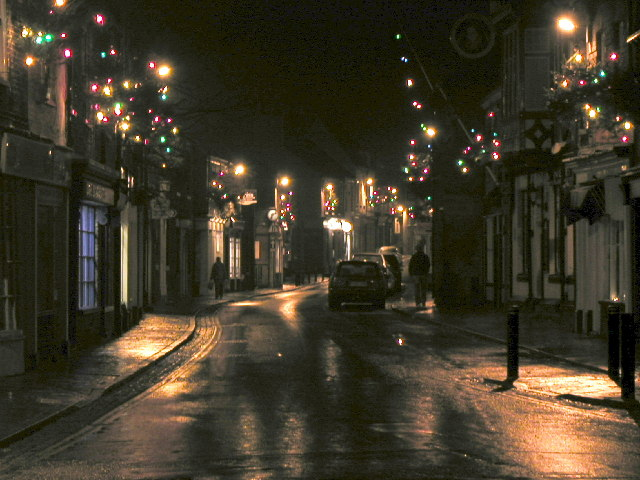 Christmas in St. Augustines Gate, Hedon