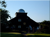SJ5088 : Liverpool Astronomical Society's observatory by Colin Wynne-Parle