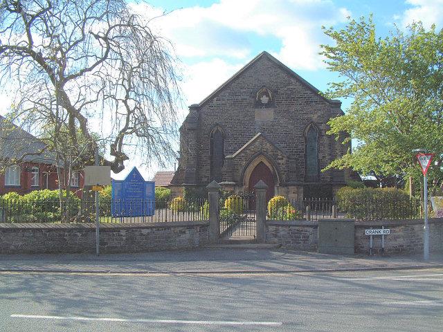 Bispham Methodist Church