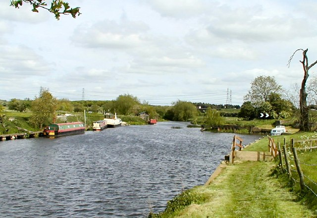 River Soar at Ratcliffe