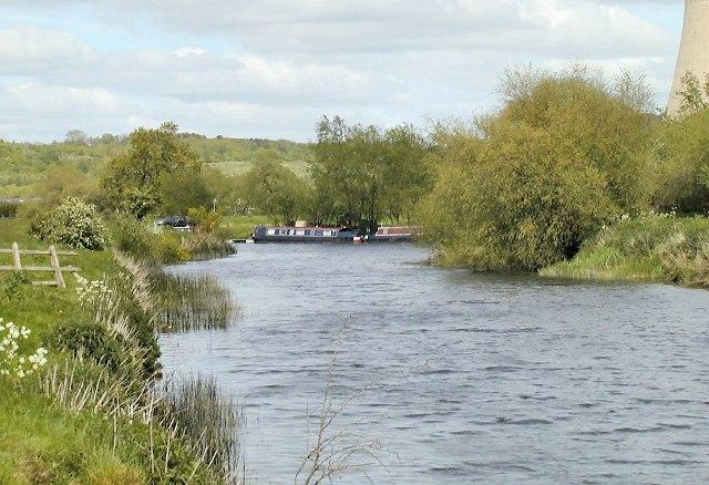 River Soar at Ratcliffe