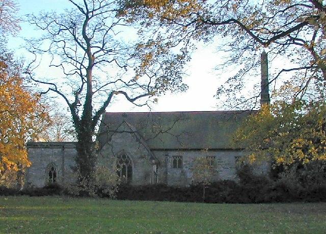 West Leake church