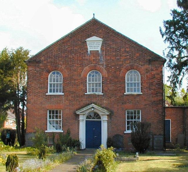Sawley Baptist Chapel