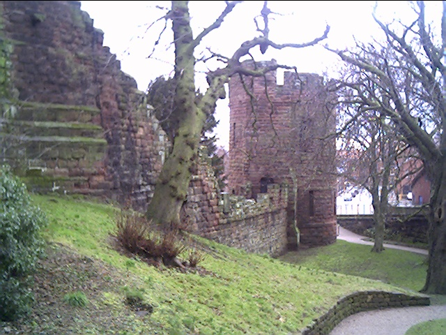 The Water Tower, City Walls, Chester (In Winter)