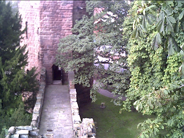 Water Tower Spur Wall, City Walls, Chester