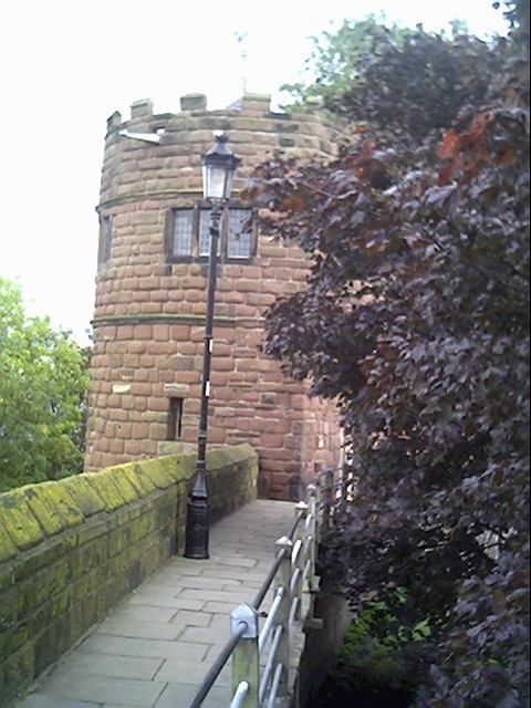 King Charles Tower, City Walls, Chester