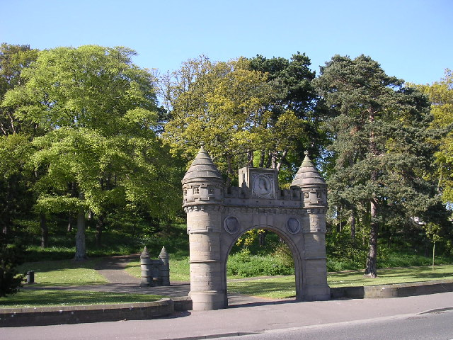 Reres park, Broughty Ferry