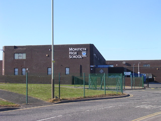 Monifieth High School