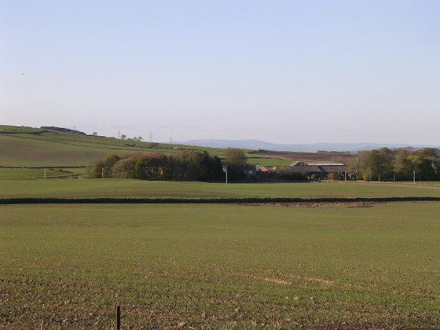Over Finlarg farm