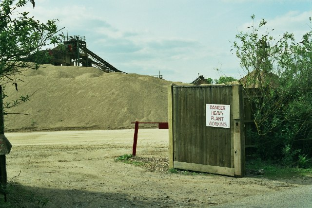 Lowfield Farm Gravel Pits