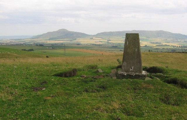 Tillyrie Hill