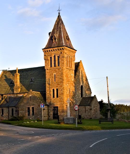 Logie Coldstone Church