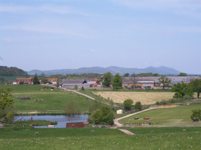 Hartpury Home Farm