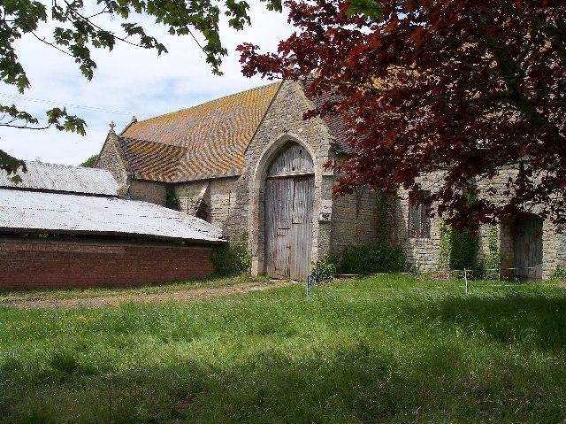 Tithe Barn, Hartpury.